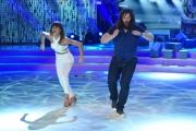 Foto/IPP/Gioia Botteghi 25/02/2017 Roma Prima puntata di Ballando con le stelle, nella foto: Martin Castrogiovanni e Sara Di Vaira