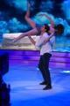 Foto/IPP/Gioia Botteghi 25/02/2017 Roma Prima puntata di Ballando con le stelle, nella foto: Christopher Leoni e Ekaterina Vaganova