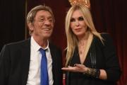 Foto/IPP/Gioia Botteghi 25/02/2017 Roma Prima puntata di Ballando con le stelle, nella foto: Roberta Bruzzone e Sandro Mayer