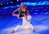 Foto/IPP/Gioia Botteghi 25/02/2017 Roma Prima puntata di Ballando con le stelle, nella foto: Martina Stella e Samuel Peron