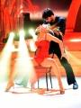 Foto/IPP/Gioia Botteghi 29/04/2017 Roma puntata finale di Ballando con le stelle, nella foto: Xenya e Raimondo Todaro