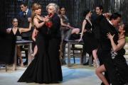 Foto/IPP/Gioia Botteghi 29/04/2017 Roma puntata finale di Ballando con le stelle, nella foto: Morgan con Milly Carlucci