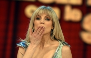 Foto/IPP/Gioia Botteghi 08/04/2017 Roma puntata di ballando con le stelle del 8 aprile, nella foto Marla Maples ex Trump