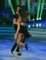 Foto/IPP/Gioia Botteghi 08/04/2017 Roma puntata di ballando con le stelle del 8 aprile, nella foto Alba Parietti con Marcello Nuzio