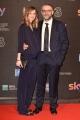 Foto/IPP/Gioia Botteghi 27/03/2017 Roma Premio David di Donatello Red carpet, nella foto: Fortunato cerlino e signora