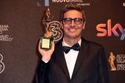 Foto/IPP/Gioia Botteghi 27/03/2017 Roma Premio David di Donatello Red carpet, nella foto: DAVID GIOVANI Pierfrancesco Diliberto, per In guerra per amore