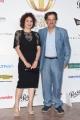 Foto/IPP/Gioia Botteghi 14/06/2017 Roma, presentazione del Globo D'oro , nella foto: Massimo Wertmuller e signora