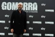Foto/IPP/Gioia Botteghi 13/11/2017 Roma, Presentazione della terza serie Sky GOMORRA, nella foto: Gianfranco Gallo Italy Photo Press - World Copyright