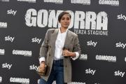 Foto/IPP/Gioia Botteghi 13/11/2017 Roma, Presentazione della terza serie Sky GOMORRA, nella foto: Cristiana Dell'Anna Italy Photo Press - World Copyright