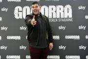 Foto/IPP/Gioia Botteghi 13/11/2017 Roma, Presentazione della terza serie Sky GOMORRA, nella foto: Salvatore Esposito Italy Photo Press - World Copyright