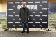 Foto/IPP/Gioia Botteghi 13/11/2017 Roma, Presentazione della terza serie Sky GOMORRA, nella foto: Fabio De Caro Italy Photo Press - World Copyright
