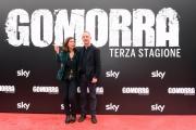 Foto/IPP/Gioia Botteghi 13/11/2017 Roma, Presentazione della terza serie Sky GOMORRA, nella foto:  i registi Claudio Cupellini e Francesca Comencini Italy Photo Press - World Copyright