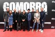 Foto/IPP/Gioia Botteghi 13/11/2017 Roma, Presentazione della terza serie Sky GOMORRA, nella foto: Cast  Italy Photo Press - World Copyright