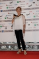Foto/IPP/Gioia Botteghi 06/06/2017 Roma, presentazione dei Nastri d'argento, nella foto: Daniela Poggi