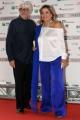 Foto/IPP/Gioia Botteghi 06/06/2017 Roma, presentazione dei Nastri d'argento, nella foto: Ricky Tognazzi e Simona Izzo