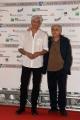 Foto/IPP/Gioia Botteghi 06/06/2017 Roma, presentazione dei Nastri d'argento, nella foto: Roberto Faenza e Pietro Orlandi