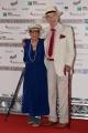 Foto/IPP/Gioia Botteghi 06/06/2017 Roma, presentazione dei Nastri d'argento, nella foto: Montaldo e signora