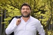 23/03/2017 Roma presentazione della nuova serie di report di rai tre nella foto il nuovo conduttore Sigfrido Ranucci