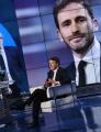 Foto/IPP/Gioia Botteghi 10/04/2017 Roma puntata di porta a porta con Renzi