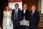 Foto/IPP/Gioia Botteghi 16/06/2017 Roma, Mario Orfeo nuovo direttore generale della Rai con Monica Maggioni presidente Simona Agnes e Letta