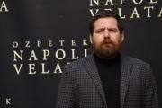 Foto/IPP/Gioia Botteghi 18/12/2017 Roma, presentazione del film Napoli Velata, nella foto: BIAGIO FORESTIERI Italy Photo Press - World Copyright