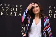 Foto/IPP/Gioia Botteghi 18/12/2017 Roma, presentazione del film Napoli Velata, nella foto: MARIA PIA CALZONE Italy Photo Press - World Copyright