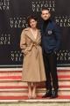 Foto/IPP/Gioia Botteghi 18/12/2017 Roma, presentazione del film Napoli Velata, nella foto: gli attori protagonisti GIOVANNA MEZZOGIORNO, ALESSANDRO BORGHI Italy Photo Press - World Copyright