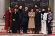 Foto/IPP/Gioia Botteghi 18/12/2017 Roma, presentazione del film Napoli Velata, nella foto:Il regista FERZAN OZPETEK, gli attori protagonisti GIOVANNA MEZZOGIORNO, ALESSANDRO BORGHI con ANNA BONAIUTO, PEPPE BARRA, BIAGIO FORESTIERI, LINA SASTRI, LUISA RANIERI, MARIA PIA CALZONE Italy Photo Press - World Copyright