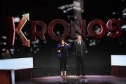 Roma Kronos con Annalisa Bruchi e Giancarlo Loquenzi
