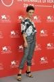 """75th Venice Film Festival 2018, Photocall film """"Sulla mia pelle"""". Pictured: Jasmine Trinca"""