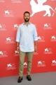 """75th Venice Film Festival 2018, Photocall film """"Sulla mia pelle"""". Pictured: Alessandro Borghi"""