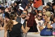 """75th Venice Film Festival 2018, Red carpet film """"Sulla mia pelle"""". Pictured: , Alessandro Borghi"""