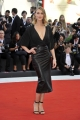 """75th Venice Film Festival 2018, Red carpet film """"First Man"""". Pictured: Gaia Weiss"""