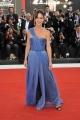 """75th Venice Film Festival 2018, Red carpet film """"First Man"""". Pictured: Caterina Guzzanti"""