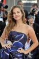 "75th Venice Film Festival 2018, Red carpet film ""First Man"". Pictured: Barbara Palvin"