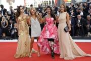 75 Venice Film Festival , Italy Red carpet of thefilm First Man29/08/2018Jo Squillo, Giusy Versace, Jessica Notaro