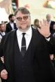 """75th Venice Film Festival 2018, Red carpet film """"First Man"""". Pictured: Guillermo Del Toro"""