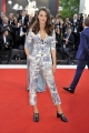 "75th Venice Film Festival 2018, Red carpet film ""First Man"". Pictured: Charlotte Le Bon"