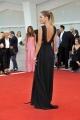 """75th Venice Film Festival 2018, Red carpet film """"Roma"""". Pictured: Elisabetta Pellini"""
