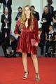 """75th Venice Film Festival 2018, Red carpet film """"Roma"""". Pictured: Aurora Ruffino"""