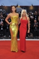 75 Venice Film Festival , Italy Red carpet  of the film A Star Is Born31/08/2018 Donatella Versace and Irina Shayk