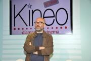 75th Venice Film Festival 2018, Presentazione Premio Kineo. Pictured: Donato Carrisi