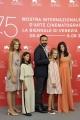 75th Venice Film Festival 2018, Photocall film L'amica genialePictured:  Saverio Costanzo ed il cast con Margherita Mazzucco, Ludovica Nasti, Elisa Del Genio, Gaia Girace