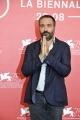 75th Venice Film Festival 2018, Photocall film L'amica genialePictured:  Saverio Costanzo
