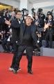 75th Venice Film Festival 2018, Red carpet film Vox Lux . Pictured: Albano