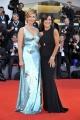 75th Venice Film Festival 2018, Red carpet film Vox Lux . Pictured:  Violante Placido, Paola Turci