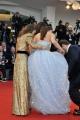 75th Venice Film Festival 2018, Red carpet film Vox Lux . Pictured: Natalie Portman, Stacy Martin, Raffey Cassidy, Brady Corbet