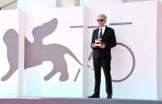75th Venice Film Festival 2018,  Leone D'Oro alla Carriera a David Cronenberg