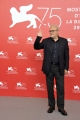 75th Venice Film Festival 2018, Photocall film Una Storia Senza Nome. Pictured: Rernato Carpentieri
