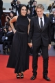 75th Venice Film Festival 2018, Red carpet Cerimonia di Chiusura . Pictured: Willem Dafoe, Giada Colagrande